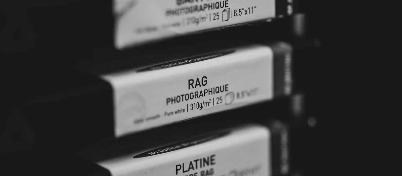 Rag Print - Impressão Fine Art - São Paulo